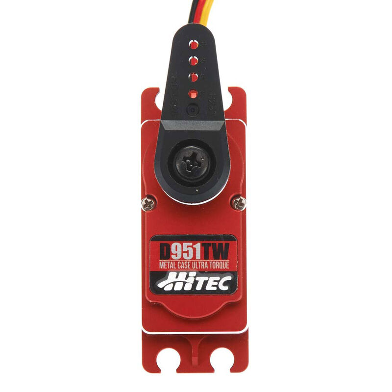 D951TW Standard Digital High Torque Titanium Gear Servo