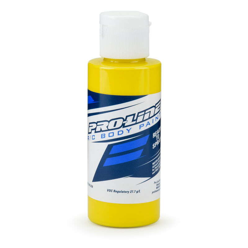 RC Body Paint - Yellow