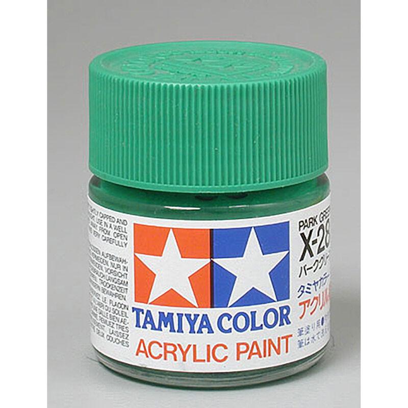 Acrylic X28 Gloss, Park Green