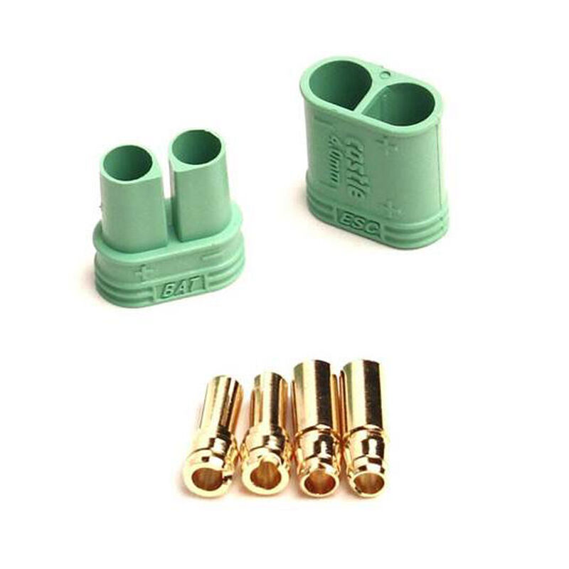 Connector: 4mm Polarized Bullet Device and Battery Set