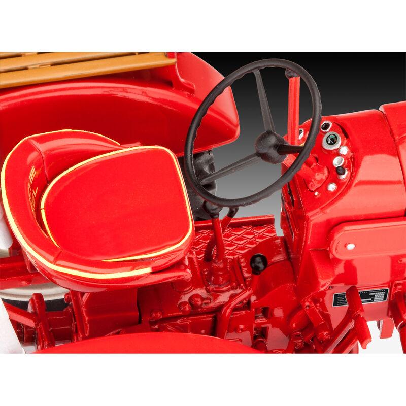 1/24 Porsche Diesel Junior 108 Tracktor