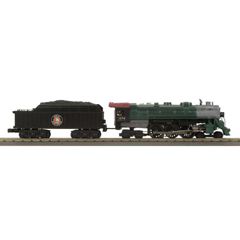 O-27 Imperial 4-6-4 Hudson with PS3 GN #1376