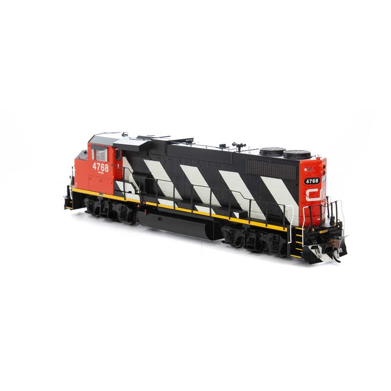 HO GP38-2(W) GMD with DCC & Sound CN #4768