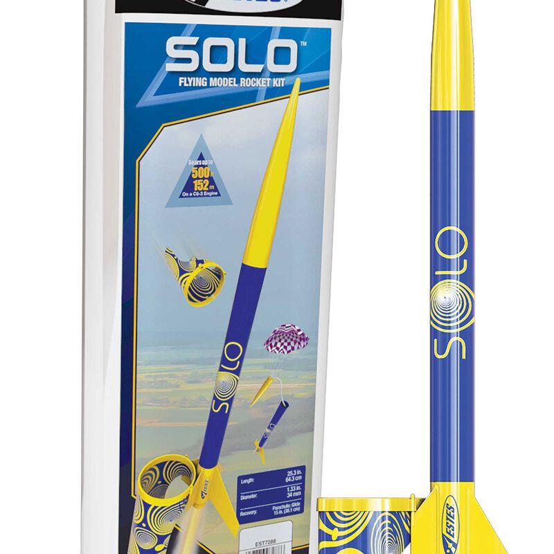 Rocket: Solo (Beginner)