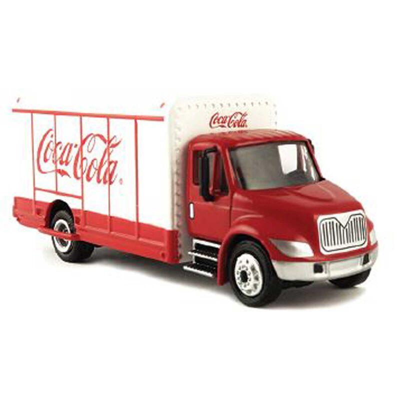 Coca Cola 1/87th Scale Beverage Delivery Truck