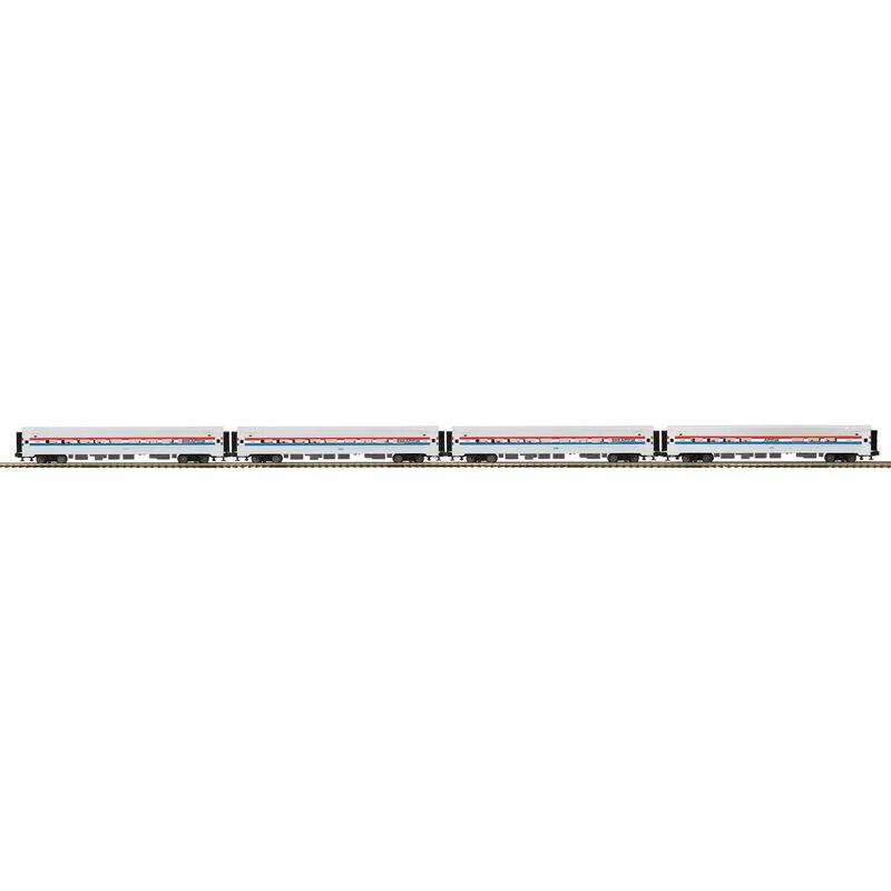 O Amfleet Passenger Amtrak #21072 (4)