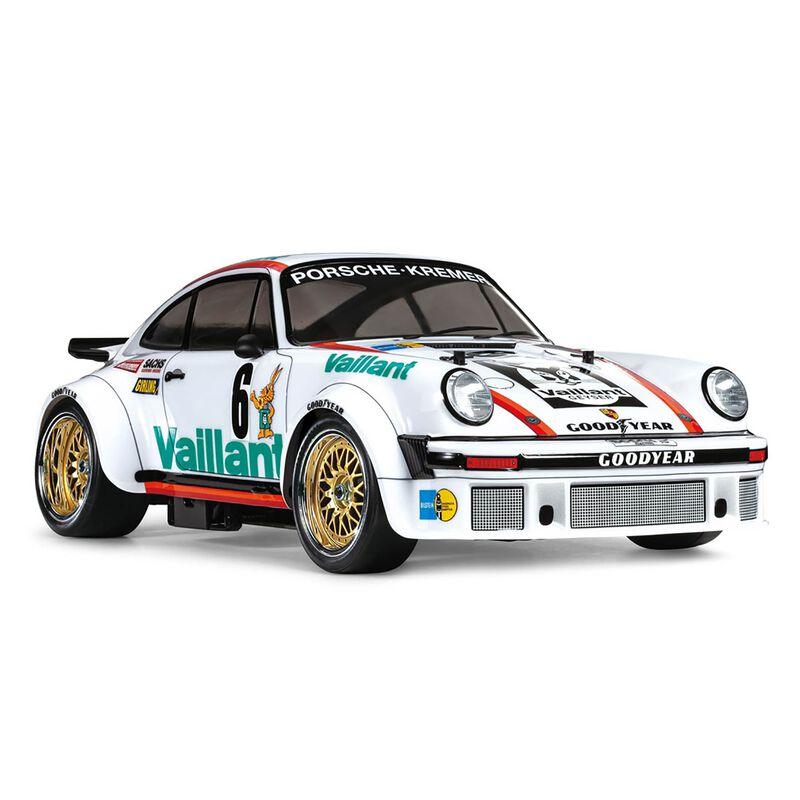 1/10 R/C Porsche 934 Coupe Vaillant (1976)
