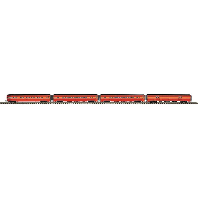 O 70' Streamline Ribbed Passenger SP Lines (4)