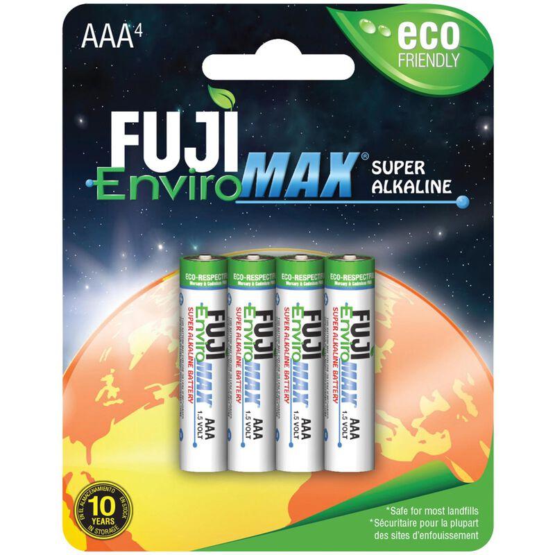 AAA EnviroMAX Alkaline Battery (4)