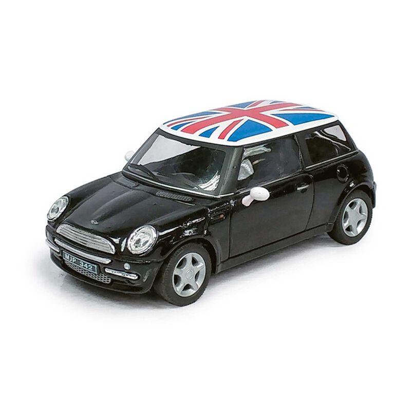 Cararama 1 43 New MINI car, Black