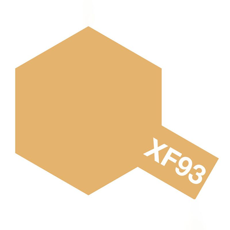 XF-93 Light Brown DAK 1942