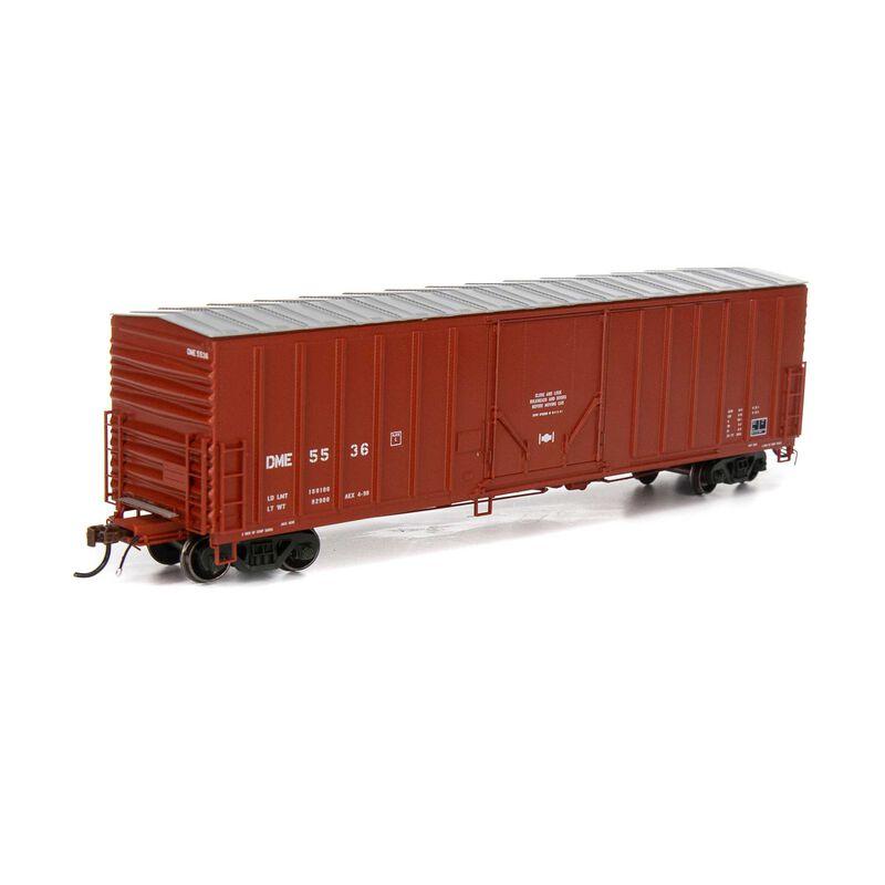 HO RTR 50' NACC Box DM&E #5536