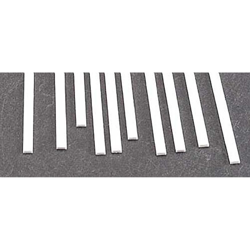 MS-410 Rect Strip,.040x.100 (10)