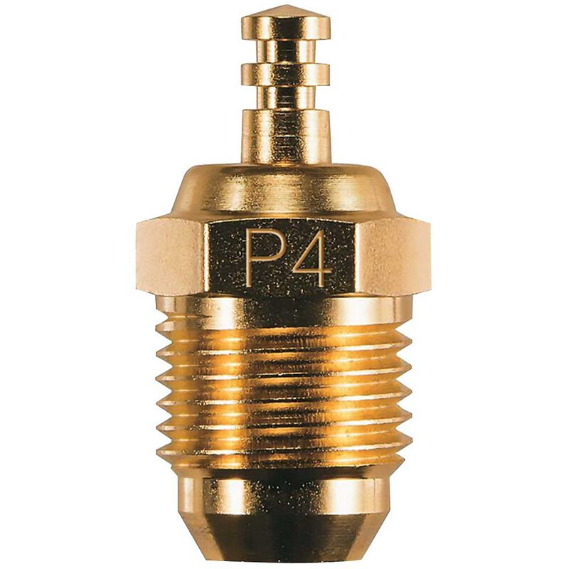 Speed P4 Gold Super Hot Plug