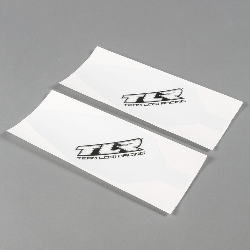Chassis Protective Tape, Precut (2): 22 5.0
