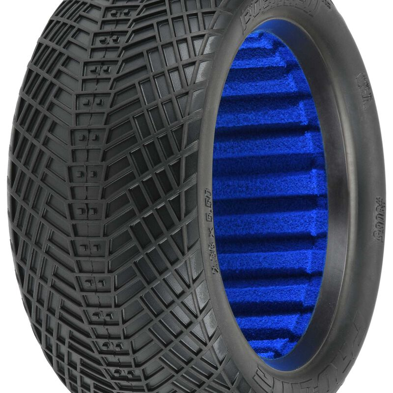 "1/8 Positron VTR 4.0"" MC Truck Tire"