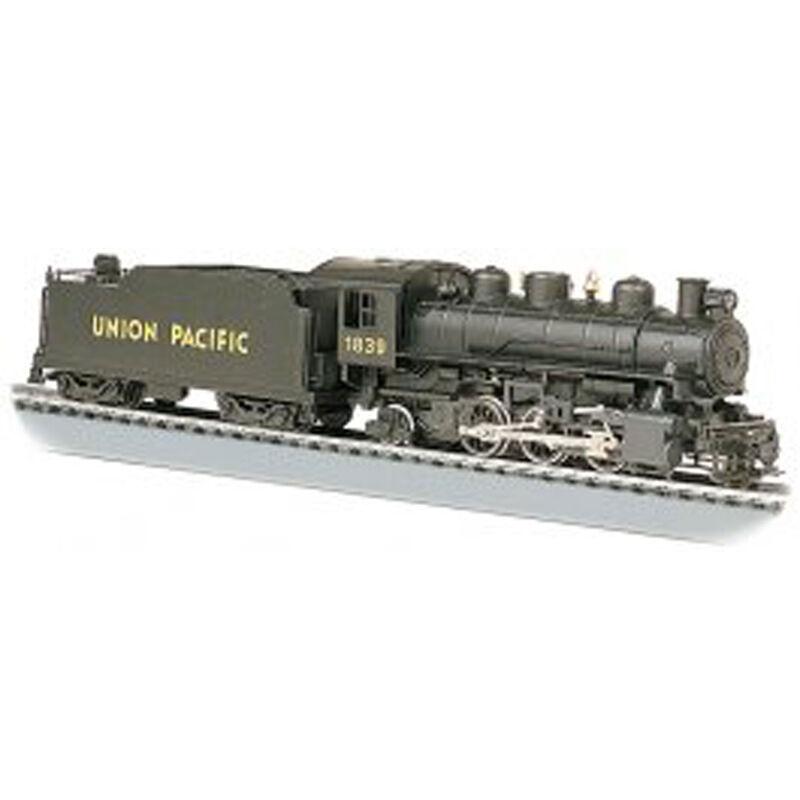 HO 2-6-2 Prairie with Smoke CN #3594