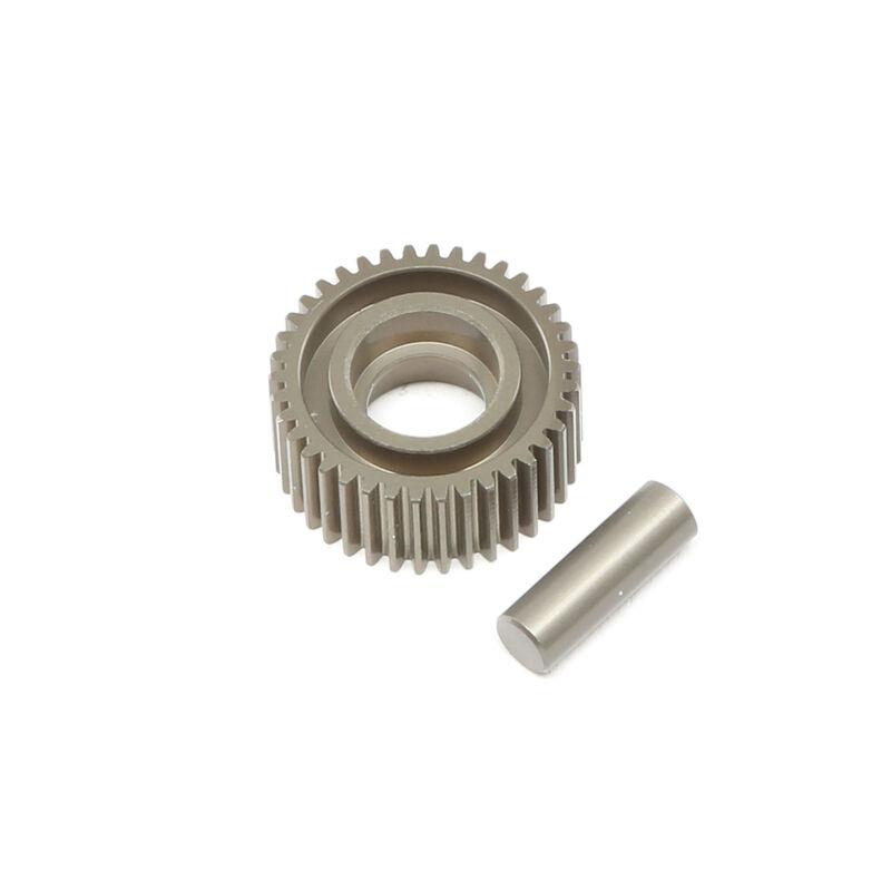 Aluminum Idler Gear & Shaft Laydown  22 4.0