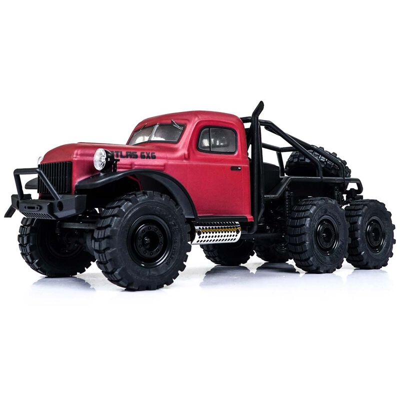 1/18 Atlas 6x6 RTR Crawler