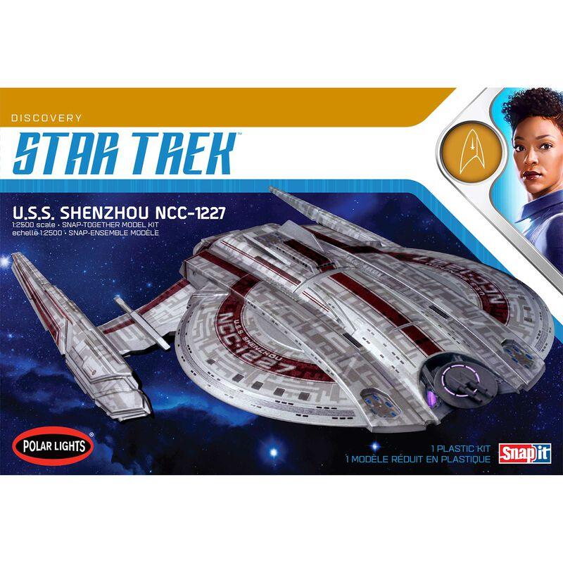 1/2500 Star Trek USS Shenzhou 2T Snap