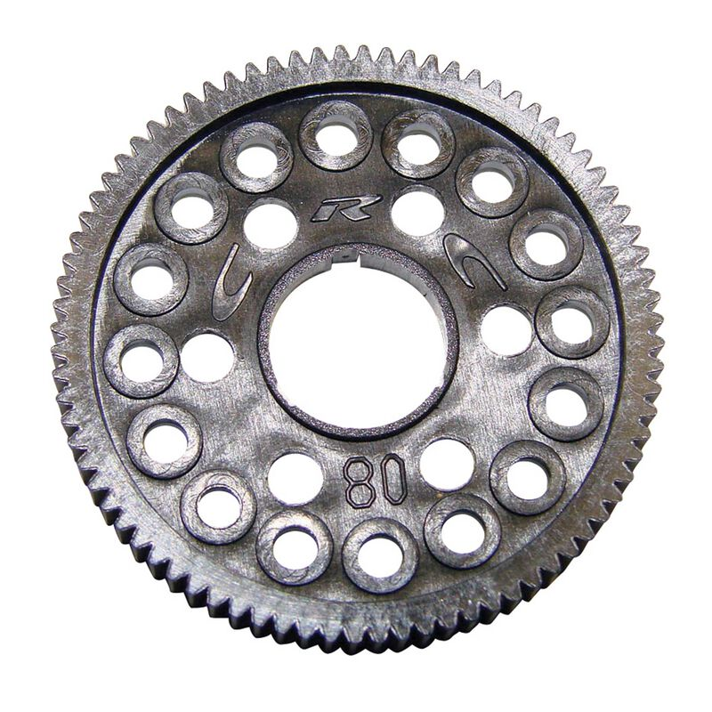 64 Pitch Spur Gear 80 Tooth