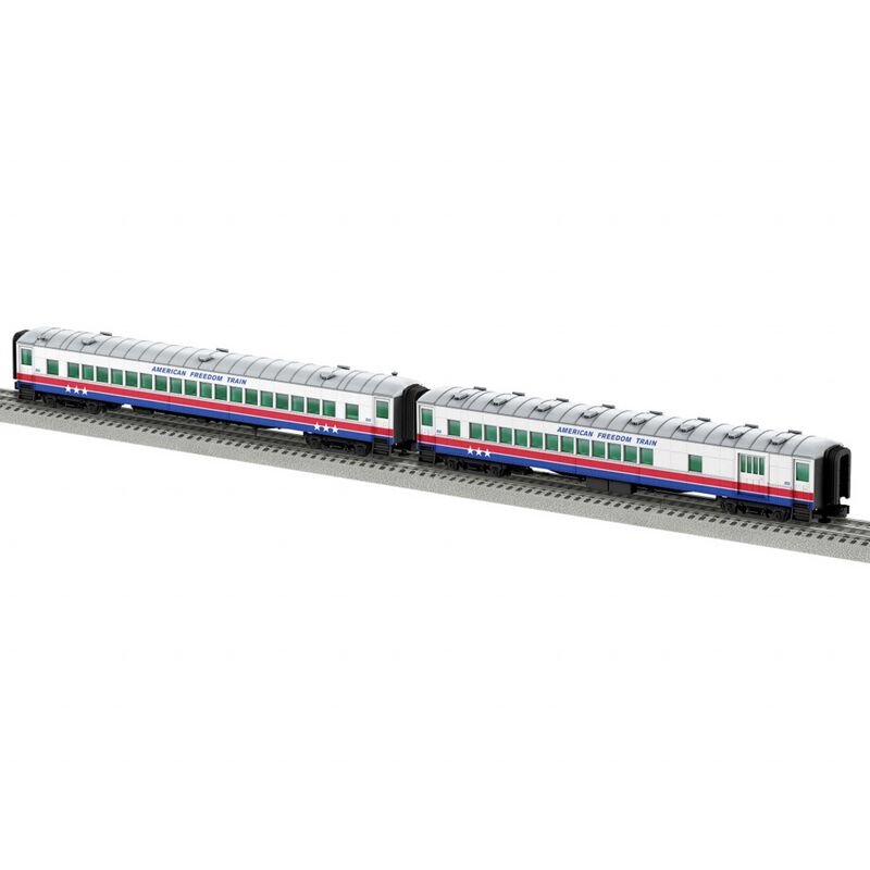 O Passenger FRDM (2) Pack 1