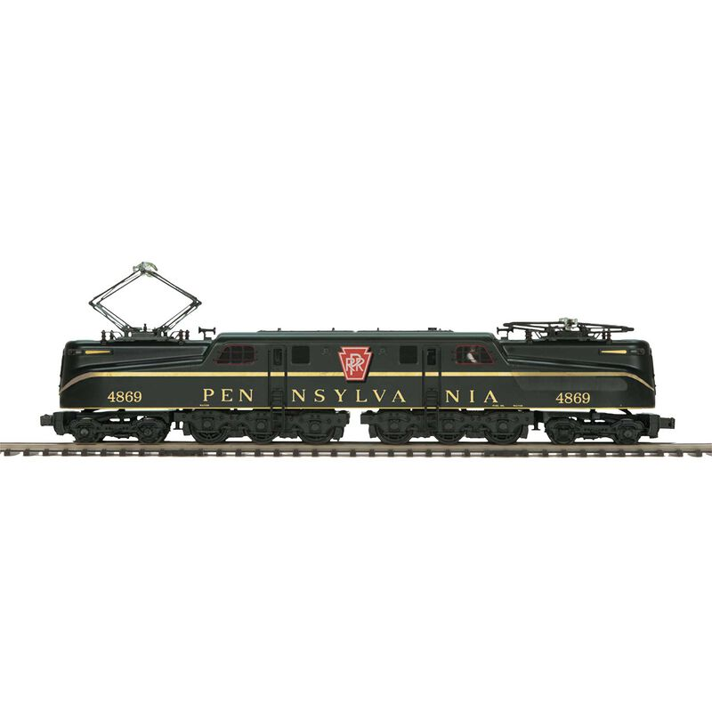 GG-1 Electric Engine with Proto-Sound 3.0 PRR #4869