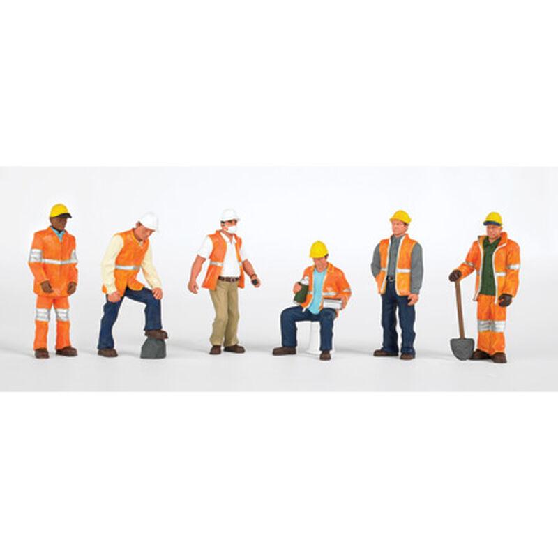 HO Maintenance Workers (6)