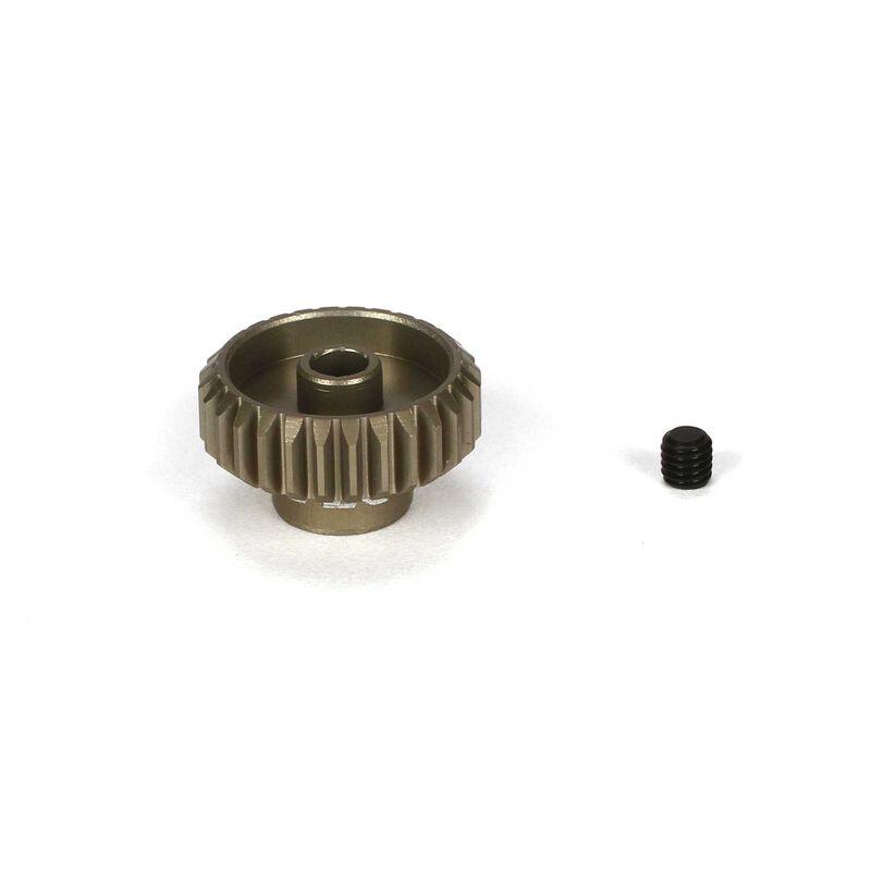 48P Aluminum Pinion Gear, 28T