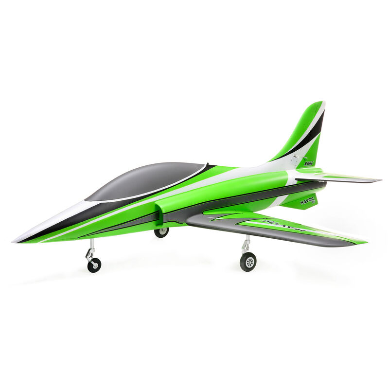HAVOC Xe 80mm EDF Sport Jet BNF Basic with AS3X and SAFE Select, 1041mm