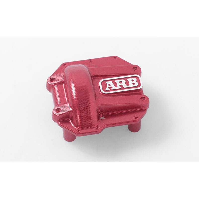ARB Diff Cover: Axial AR44 Axle SCX10 II, Red