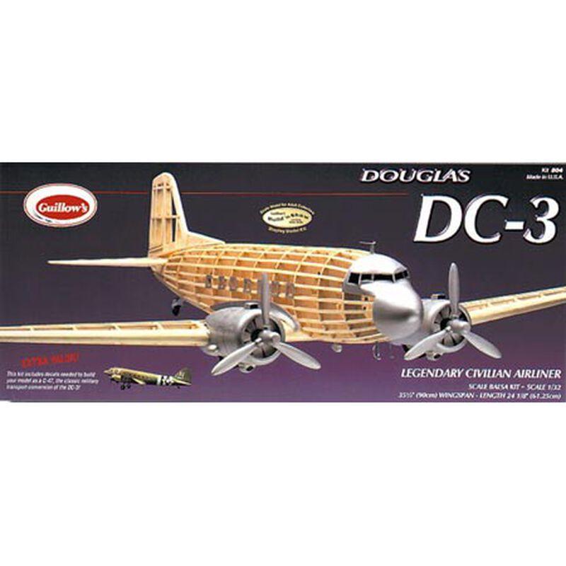 """Douglas DC-3 Kit, 35"""""""