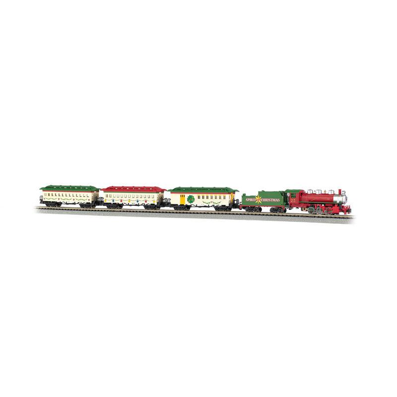 N Spirit of Christmas Train Set
