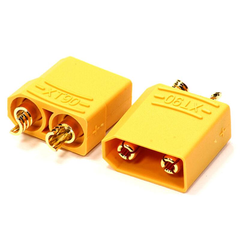 High Current Connector: XT-90 Set