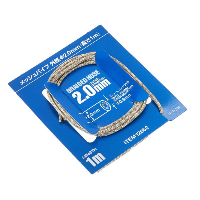 1 24 Braided Hose 2.0mm