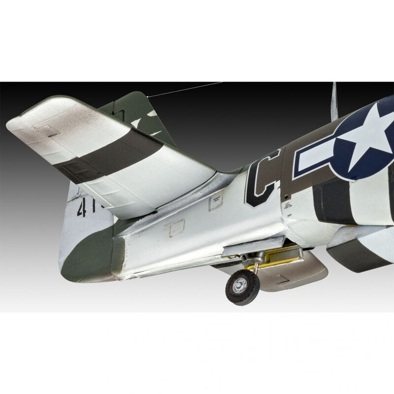 1/32 P-51D-5NA Mustang, Early Version