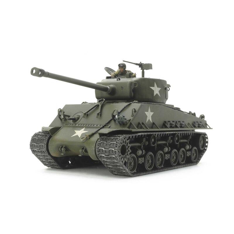 "1 48 U.S. Medium Tank M4A3E8 Sherman ""Easy Eight"""
