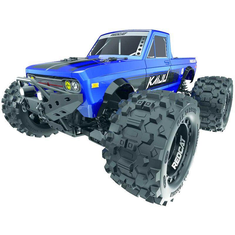 1/8 Kaiju 6S 4WD Monster Truck Brushless RTR
