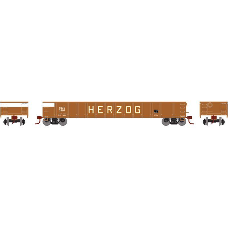 N 52' Mill Gondola HZGX #3901