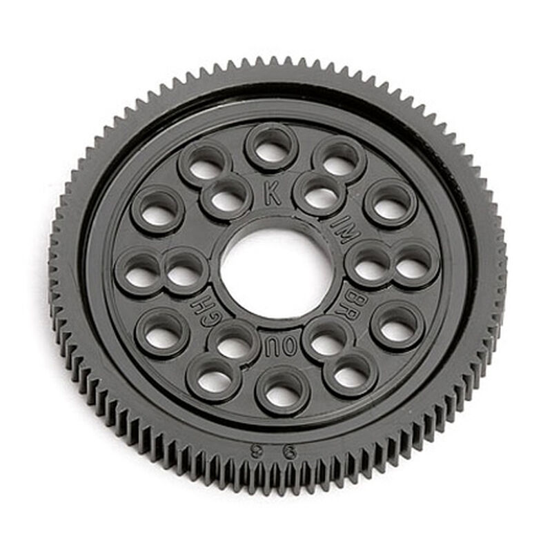 64 Pitch, 96T Spur Gear: 12R5