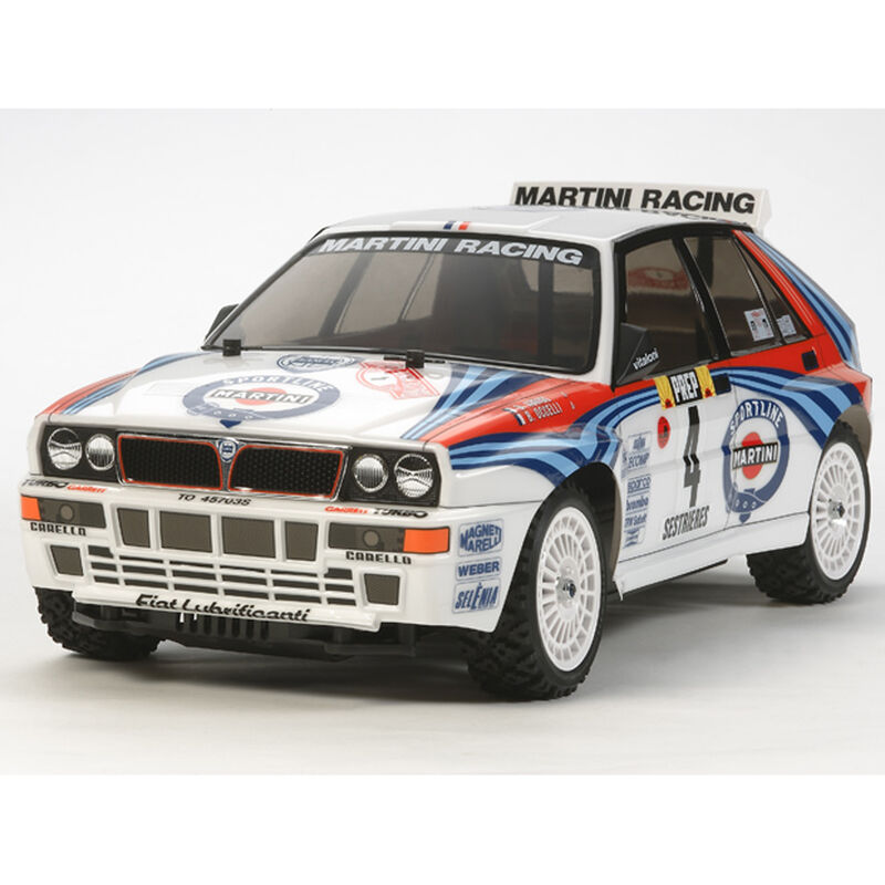 1/10 Lancia Delta Integrale 4WD On Road Rally Kit