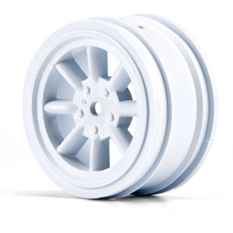 VTA Front Wheel, White, 26mm (2): VTA Class
