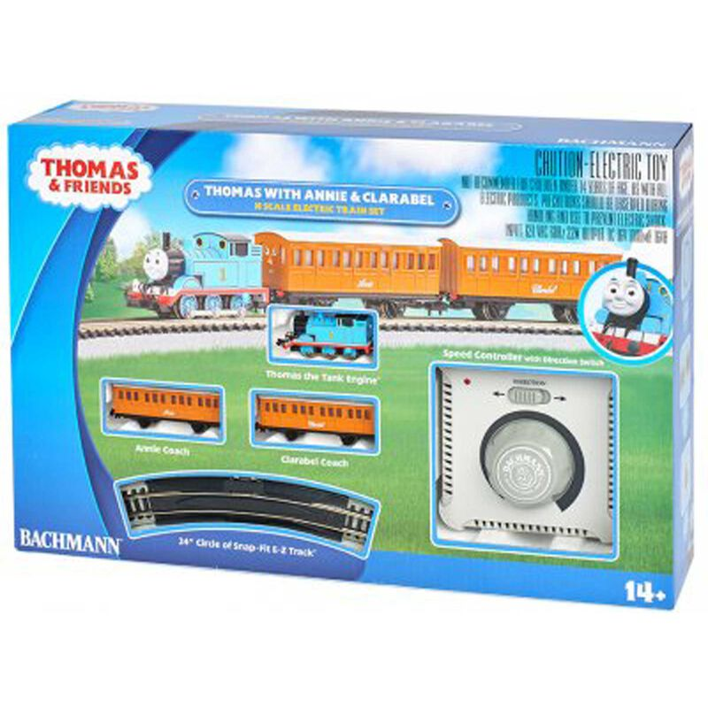 N Scale Thomas with Annie and Clarabel Set