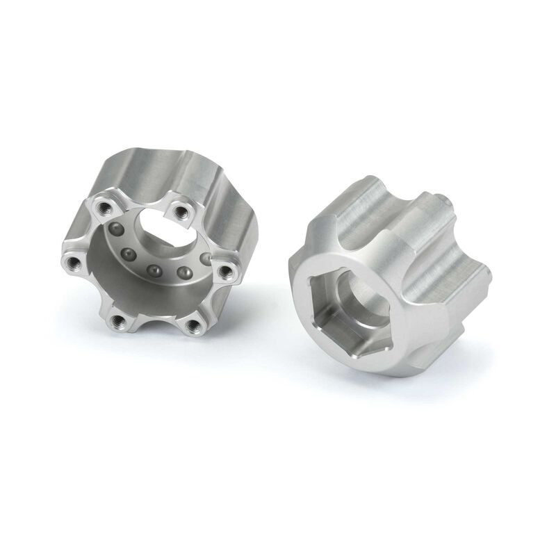 6x30 to 17mm Aluminum Hex Adapters
