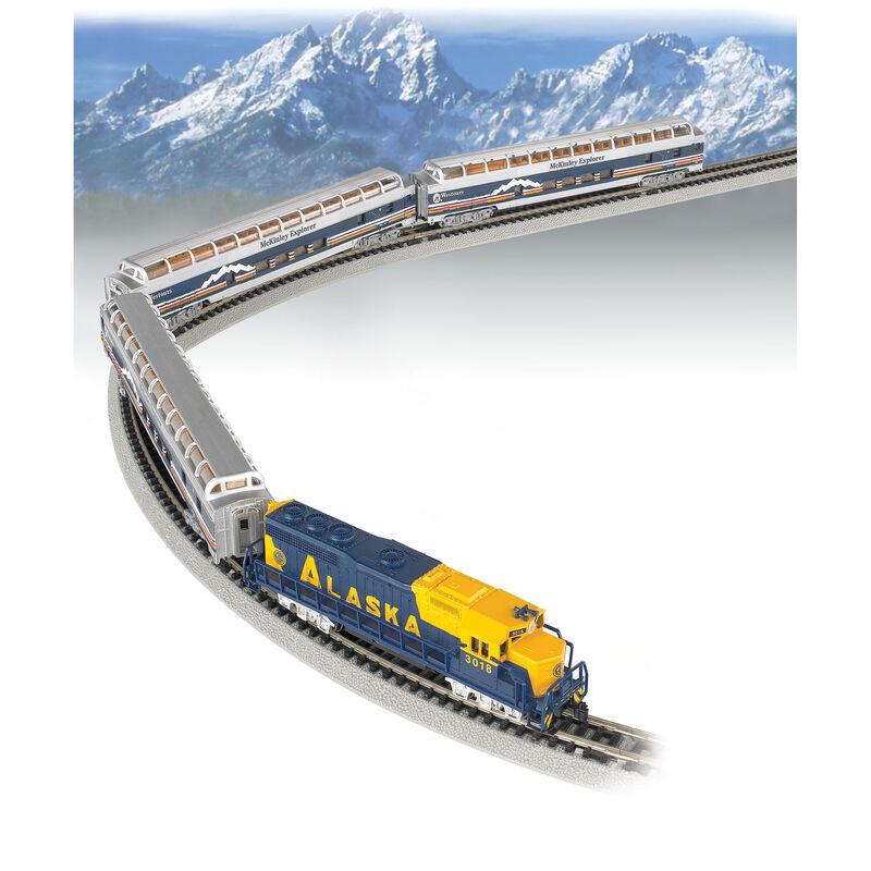 N McKinley Explorer Train Set