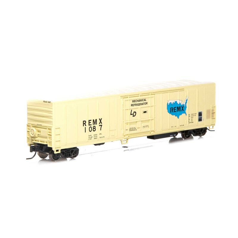 N 57' PCF Mechanical Reefer REMX #1087