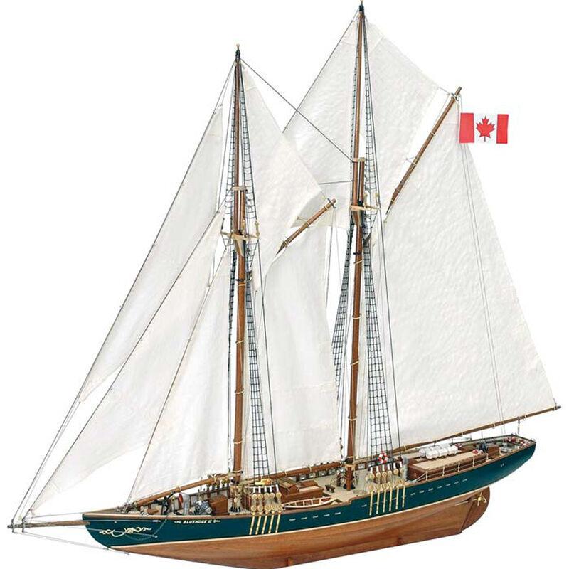 Bluenose II Wooden Ship Model Kit