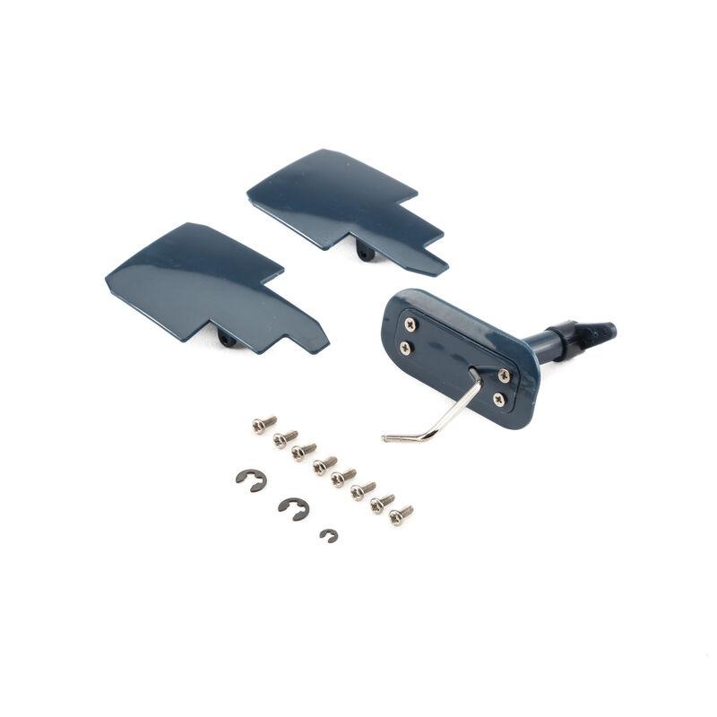 Landing Gear Parts: F4U-4 1.2m