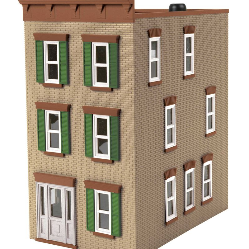 O 3-Story Town House #2 Tan