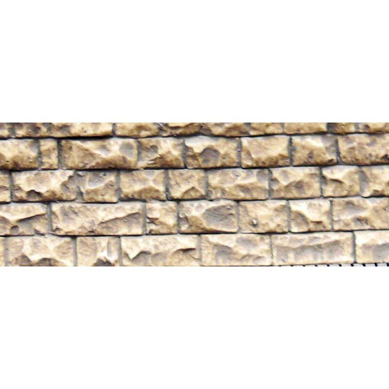 "HO/N Flexible Small Cut Stone Wall, 3.4""x13"""